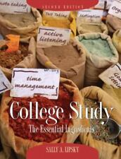 NEW - College Study: The Essential Ingredients (2nd Edition)