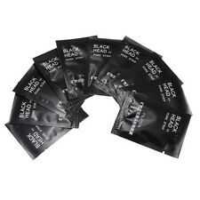 10 x 6g PILATEN BLACK HEAD REMOVER FACE MASK PORE NOSE MUD ACNE TREATMENT SACHET