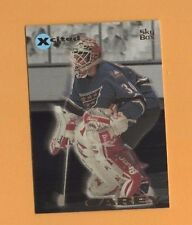 1995-96 Emotion XCITED Insert # 19 Jim Carey WASHINGTON CAPITALS GOALIE