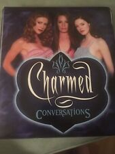 Charmed Conversations Binder Base Autograph Pieceworks Chase Cards Master Set?