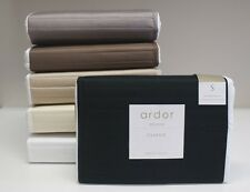 Quilted Valance/Bedskirt by Ardor Single/King Single/Double/Queen/King 6 colours