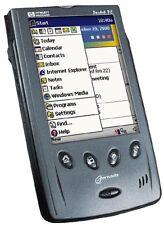 HP Jornada 548 Color Handheld Pocket PC + AC Adapter Windows CE 540 Series