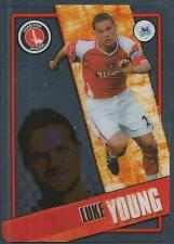 TOPPS I-CARD SERIES 2006-07 #021-CHARLTON ATHLETIC-LUKE YOUNG
