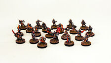 15mm Pro-Painted Asian Style Human Science Fiction-XIN Trade Fleet Platoon-21Fig