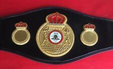 WBA WORLD BOXING ASSOCIATION CHAMPIONSHIP REPLICA BELT ADULT SIZE WITH FREE BOX