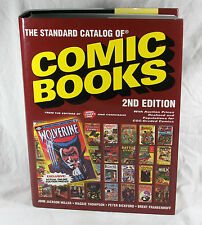 Standard Catalog Of Comic Books 2nd Ed Hc Signed Limited 54 of 500 Nm/M 2003 N