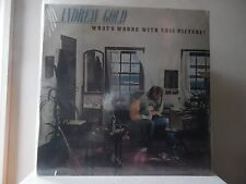 """ANDREW GOLD - WHAT'S WRONG WITH THIS PICTURE?- ASYLUM RECORDS-7E-1086 - """"SEALED"""""""