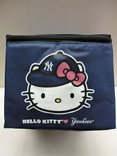 NEW YORK YANKEES HELLO KITTY LUNCH BAG