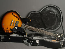 Epiphone the Dot Vintage Sunburst incl. Koffer