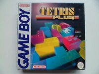 Tetris Plus (Nintendo Game Boy, 1997) Boxed