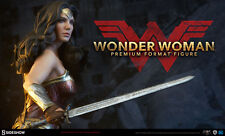 Sideshow DC Comics Wonder Woman Gal Gadot Premium Format Figure Statue MISB