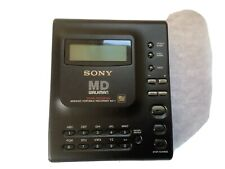 Sony Md Portable Recorder Mz-1, Unblemished.