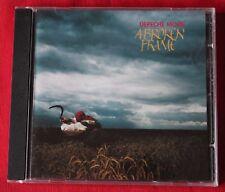 Depeche Mode, a broken frame, CD - EU