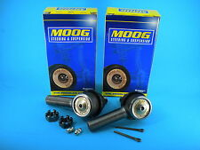 Ford Customline 1955- 1958 MOOG BRAND Outer Tie Rod End PAIR 55 56 57 58