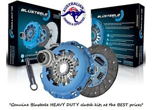 HEAVY DUTY Clutch Kit for MITSUBISHI PAJERO NC 2.6 Ltr 4G54 12/1985-09/1986