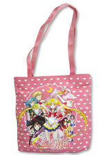 *NEW* Sailor Moon: Pink Group Tote Bag by GE Animation