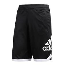 Adidas Badge of Sport Shorts DP4768 - Black, White (NEW) Retail for $30