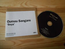 CD Ethno Oumou Sangare - Seya (11 Song) Promo WORLD CIRCUIT