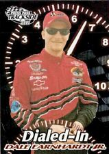 2001 Press Pass Trackside Dialed In #8/12 Dale Earnhardt Jr. - FOIL