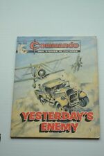 "Commando Comic #1890  ""Yesterday's Enemy"""