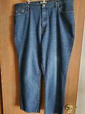 Mens blue denim jeans 40-30