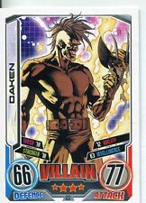 Marvel Hero Attax Series 2 Base Card #122 Daken