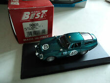 Best 1/43 Alfa Romeo TZ1 #40 Le Mans 1964