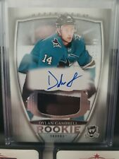 2018-19 Upper Deck The Cup /249 Dylan Gambrell #99 RPA Rookie Patch Auto