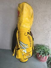 "LooneyTunes Bugs Bunny Daffy Duck Cart Bag.By (Wb) Warner Brothers ""Rarest"""