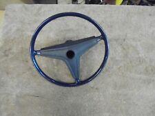 Ford Capri mk1 Steering Wheel....in blue.