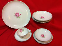 Vintage Fine China of Japan Imperial Rose Replacement Pieces 6702