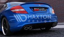 Paraurti Posteriore TUNING Mercedes SLK R171 LOOK R172 2004-2011 + DIFFUSORE