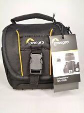 Lowepro Adventura SH 120 II Shoulder Bag for DSLR Camera With Lens Black New