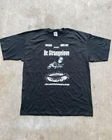 Dr. Strangelove Vintage TShirt - 90's Tee Stanley Kubrick Dr Strangelove NOS 2XL