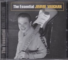 THE ESSENTIAL JIMMIE VAUGHAN  - CD - NEW -