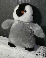 """VERY SOFT PLUSH PENGUIN FROM ARK TOYS PREMIER COLLECTION 10"""""""