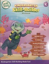 Leap Frog Kindergarten Skill Builder Workbook