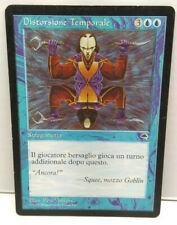 Distorsione Temporale - Time Warp - Magic - MTG - Tempest - Italiano