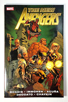 The New Avengers Vol. 2 Marvel Comics TPB (2012) New