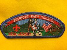 Patriots' Path Council, New Jersey    BSA  csp