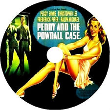 Penny and the Pownall Case DVD Peggy Evans Christopher Lee Diana Dors Rare 1948