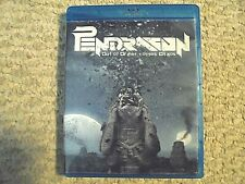 PENDRAGON-OUT OF ORDER COMES CHAOS-BLU-RAY-DVD-MINT-IMPORT-POLAND-ESTATE SALE !