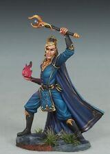 DARK SWORD MINIATURES - DSM7443 Elven Warlock