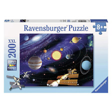 Ravensburger The Solar System by Walter Pepperle 200pcs Puzzle (New)