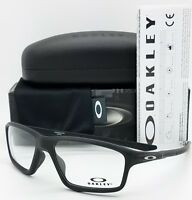 de28de926436d NEW Oakley Crosslink Zero RX Prescription Frame Black OX8076-0756 Link 8076  56mm