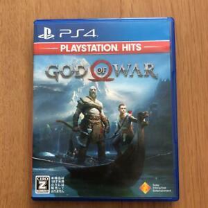PS4 God of War PlayStation Hits 11519 Japanese ver from Japan