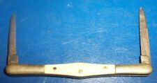 Vintage Antique DON CUTLERY Pen Pocket Knife ~ X-Slim