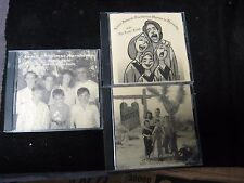 3 Different Lester Family Learn Harmonies CD's Christmas Hymns Homestyle
