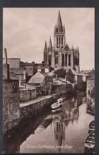 Cornwall Postcard - Truro Cathedral From East    RS6279