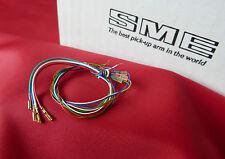 SME/VAN DEN HUL 3009 SERIE II Tono MIGLIORATI Braccio Fisso Testa Argento cablaggio di Wire